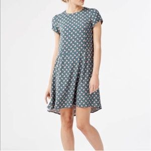 Boden Victoria Day Dress Short Sleeve Mini 12
